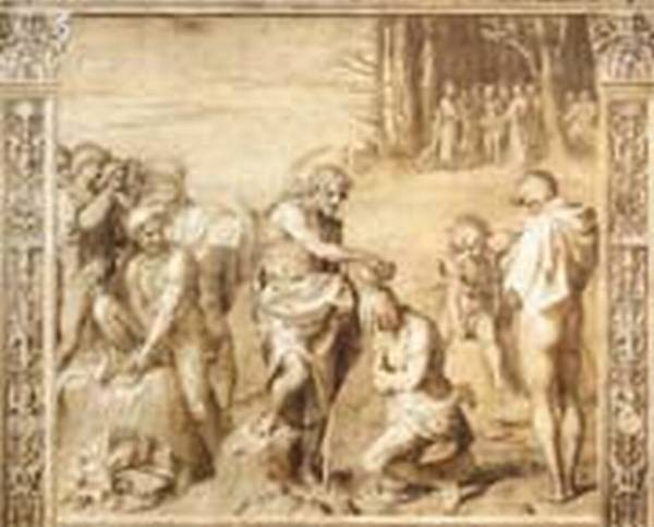 Baptism Of The People